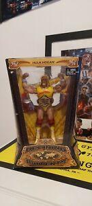 HULK HOGAN WWE Defining Moments Mattel Elite  Wrestling Figure boxed new