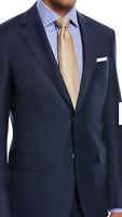 $625 NWT Canali All Season Navy Suit Size 40 US 50 EU MSR $2190