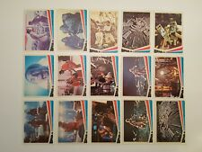 SPACE:1999 Complete Trading Card Set of 66 DONRUSS 1976