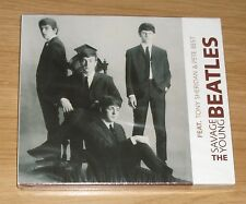 The Savage Young Beatles - Featuring Tony Sheridan & Pete Best CD - SEALED