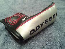ODISSEA Metallo X Blade Putter Cover Genuine Originale