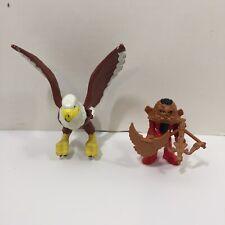 Knight & Eagle Talon Imaginext Fisher Price