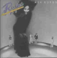 RUFUS/RUFUS & CHAKA KHAN - ASK RUFUS NEW CD