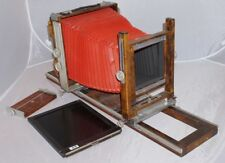 8x10 B&J Burke & James View Camera w/ Accessories