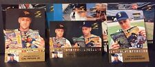 1997 Score Pitcher Perfect Complete Set Ripken, ARod, Griffey, McGwire + 11 more