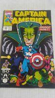Captain America #382 February 1991 Marvel Comics