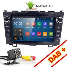 Android 7.1 Car Radio DVD GPS Navigation for Honda CRV 2007 2008 2009 2010 2011