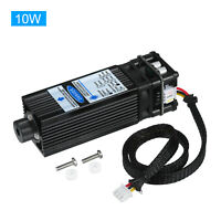 10W 450nm Laser Module Head Kits for CNC Wood Engraving Cutting Marking Machine