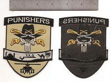 "#322 224TH AVN IRAQ PATCH ""PUNISHERS"""