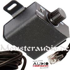 AUDIO SYSTEM RTC Kabelfernbedienung CO-H-M-R-X-Series Verstärker Fernbedienung
