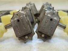 aged TonePros Kluson nickel tuners RELIC fit Gibson Les Paul SG 335 Single Ring