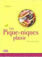 LES PIQUE-NIQUES PLAISIR - SECRETS & SAVOIR-FAIRE  - A. ROSIN  - NEUF