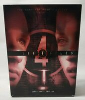 The X-Files TV Series Season 4 Collector's Edition 6 Disc DVD - (Missing Disc 5)