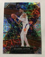 2019-20 Panini Select Deandre Ayton Scope Prizm Concourse Card #30