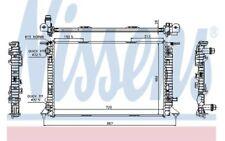 NISSENS Radiador, refrigeración del motor AUDI A4 A6 A5 Q5 60321