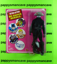 RETRO-ACTION~ DC SUPER HEROES~ BLACK MANTA~ UNOPENED~RARE~comic book~toy~villian