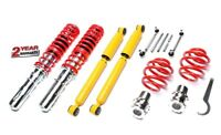 Adjustable Coilover  Kit For Audi A3 Awd + Sway Bar (1999-06/2003) - TA-Technix