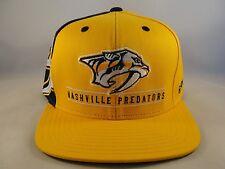 NHL Nashville Predators Reebok Snapback Hat Cap