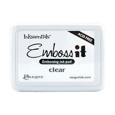 Ranger - Emboss It - Embossing Ink Pad - Clear