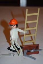 Playmobil 3311 a) Obras Works paleta construccion COMPLETO  Completo