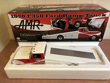 1/18 DDA ACME ALLAN MOFFAT 1970 F350 FORD RAMP TRUCK COCA COLA RACING.