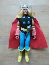 "ALL ORIGINAL & 100% COMPLETE 1970's Mego Marvel 8"" Action Figure Thor Excellent."