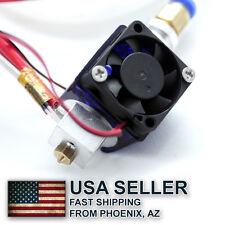 3D Printer E3D V5 J-head Hotend 3mm Bowden Extruder nozzle size choise - USA