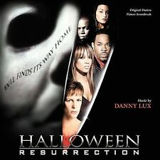 Halloween: Resurrection [Original Motion Picture Soundtrack] by Danny Lux (CD, J