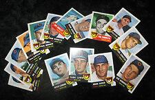 1953 Topps Chicago Cubs Team 15 card set lot Dutch Leonard ++++++++++++