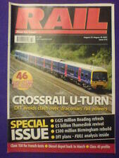 RAIL - CROSSRAIL U TURN - 15 Aug 2007 #572