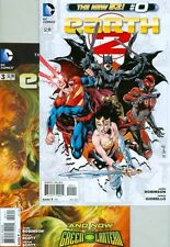 Earth 2 #0, #3, #4, #5, #6 and #7 VF-