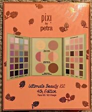 Brand New Pixi by Petra Ultimate Beauty Kit 4th Edition Beautiful Colors