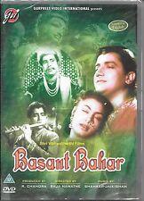 Basant Bahar Classic Bollywood DVD *bharat Bhushan