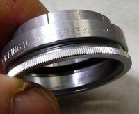 Kodak Lens series V Adapter ring with 28.5mm retainer ring Holder drop in