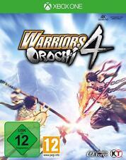 Warriors Orochi 4 IV Xbox One Nip