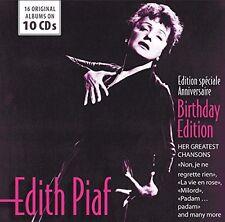 Edith Piaf - Edith Piaf Her Greatest Chansons [CD]