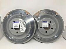 Chrysler Dodge Front Brake Disc Rotor Factory Mopar OEM New Set of 2
