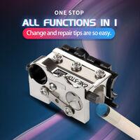 ONE STOP All Functions in 1 Billiard Tip Tool Pool Tip Repair Shaper Replacement