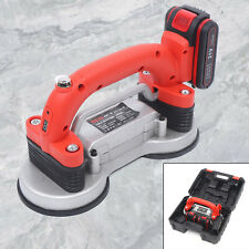 New ListingTile Vibrator Enlarge Suction Cup Professional Tiling Tool Floor Laying Machine
