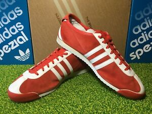 Adidas Italia Red / White C/W, Size 11 Excellent Condition, Originals From 2010.