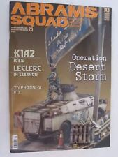 Abrams Squad 20 - Operation Desert Storm (PLA Editions)