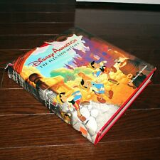 Disney Animation The Illusion Of Life 1981 hard cover 1st edition 4th printing