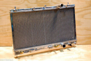 95-99 FOR Dodge Plymouth NEON Aluminum Racing Radiator STOCK FIT CRAFTED WELDED