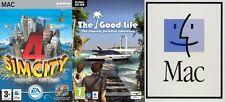SIM City 4 Deluxe & gute Leben der tropischen Insel Simulation für Mac