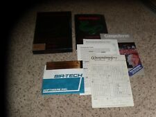 Wizardary Proving Grounds of the Mad Overlord Commodore 64 player's guide & box