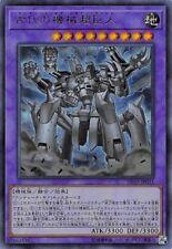 DP19-JP031 - Yugioh - Japanese - Megaton Ancient Gear Golem - Ultra