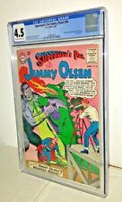 Superman's Pal Jimmy Olsen #84, CGC 4.5, Off-White to White Pages