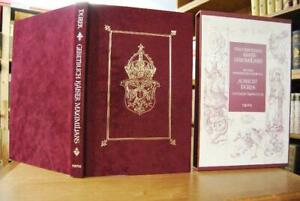 Prayer Book of Kaiser Maximilian. With drawings by Dürer and Cranach the Elder.