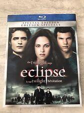 The Twilight Saga Eclipse BLU-RAY (Original) ** Brand New Sealed ** Slipcover