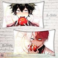 Anime My Boku No Hero Academia Cushion Bedding Dakimakura Pillow Case Gift #K-78